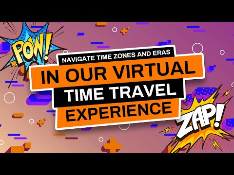 Virtual Time Travel by The Fun Empire - Best Virtual Escape Room In Singapore