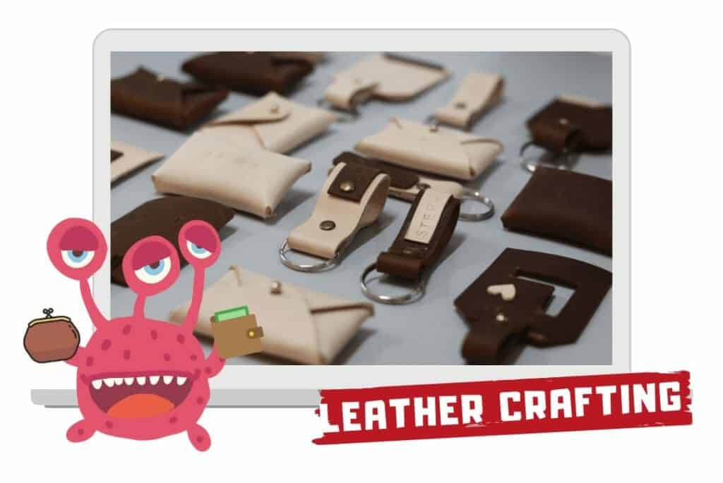Virtual Leather Making Workshop - Team Building Activities