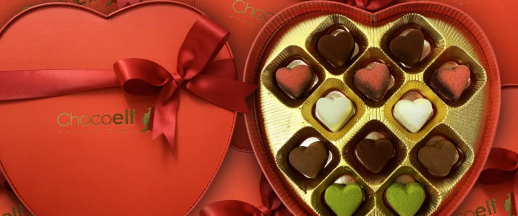 chocoelf - chocolates and treats - valentines day guide