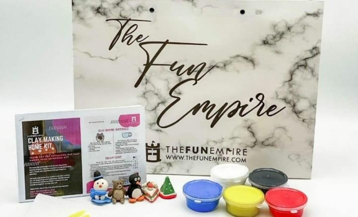 Clay Making Workshop Singapore | 2000 5-Star Reviews | The Fun Empire