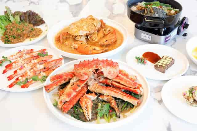 No Signboard Seafood - Chilli Crab Singapore
