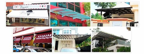 Heng Lip Awning Installation Contractor - Awning Singapore