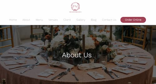 The Perfect Match Catering Services  - Catering KL Selangor
