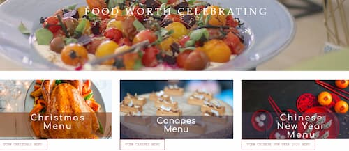 Aubergine Catering and Events  - Catering KL Selangor