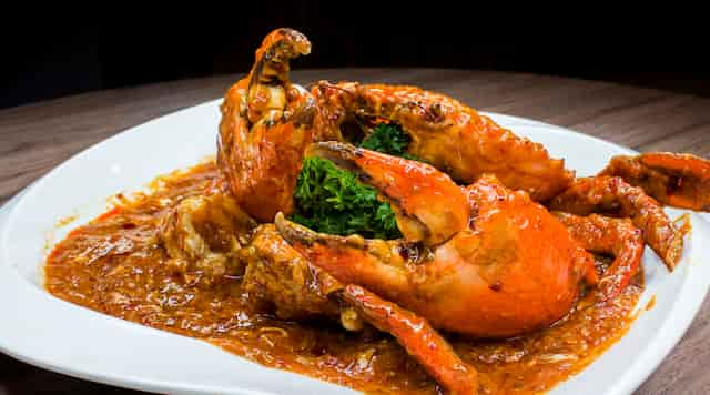 Uncle Leong Seafood - Chili Crab Singapore